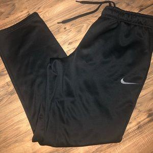Nike Dri-fit pants large